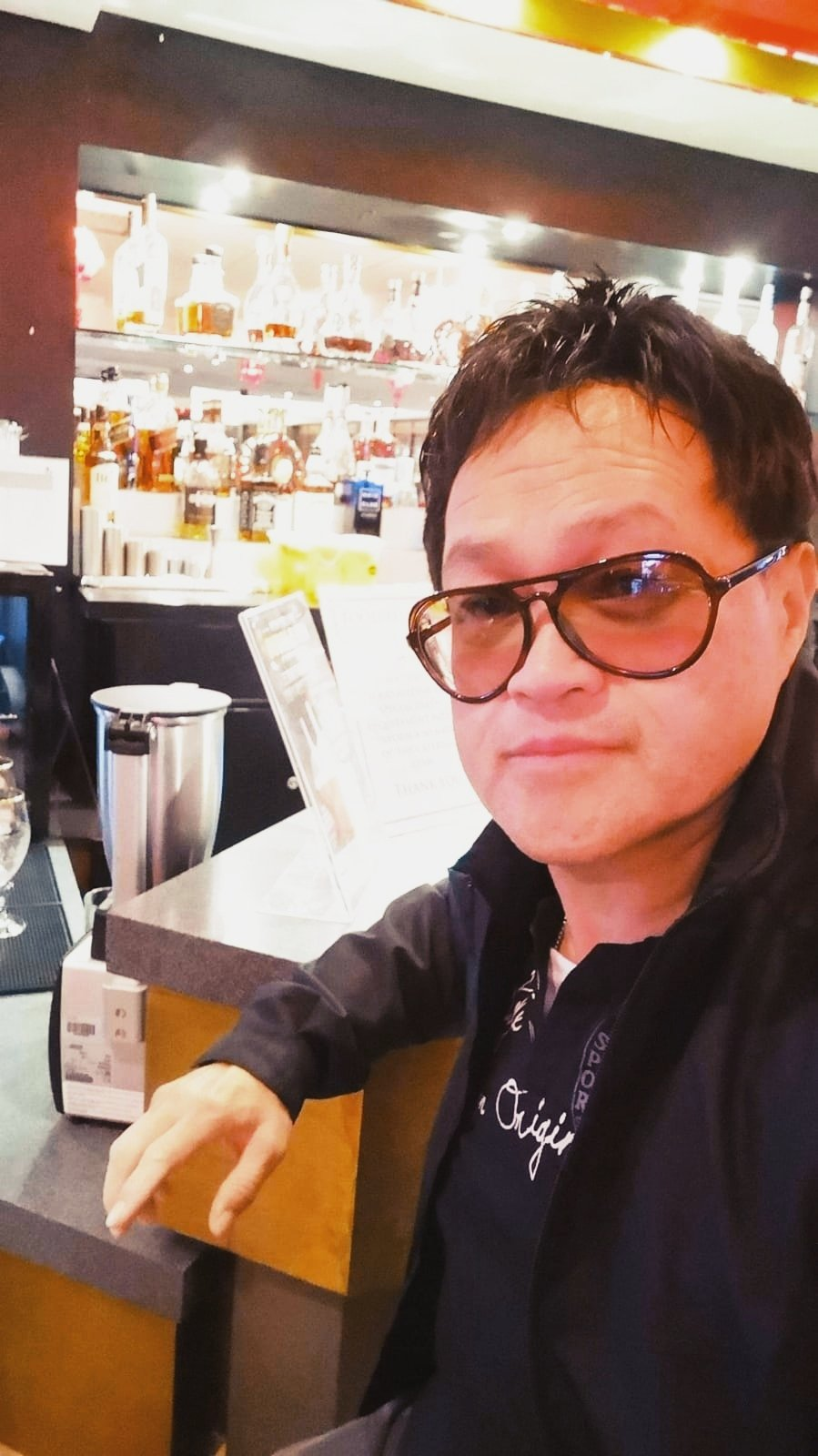 John Tsang from Lancashire,United Kingdom